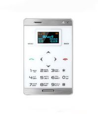 Aiek M3 Smallest Mobile Phone - White