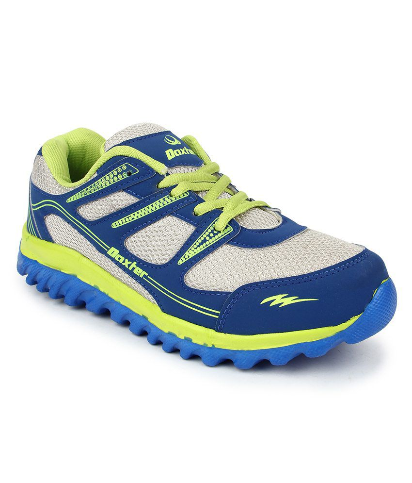 daxter blue green sports shoes price in india buy
