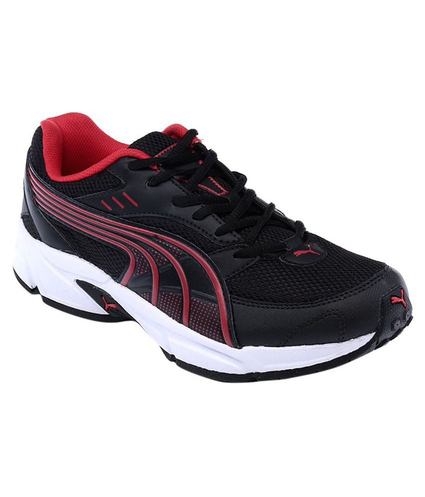 black lifestyle sports shoes price in india buy
