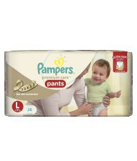 Pampers Premium Care Pants Diapers Large Size 38 pc Pack