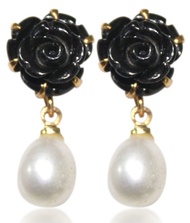 OPS. Pleasing Pearl Earrings DSNER37