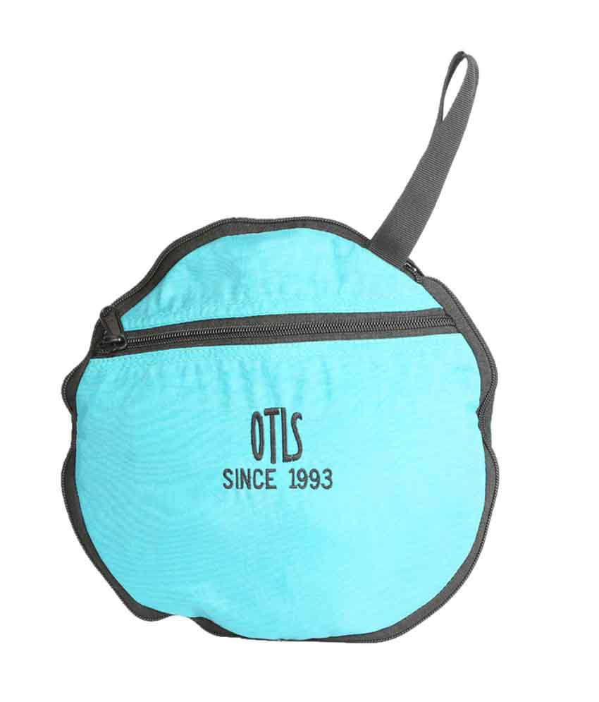Gym Bag Flipkart: OTLS Stylish & Sturdy Gym Bag Turquoise Available At