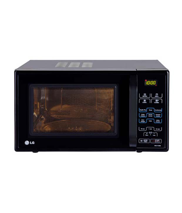 Lg Microwave Convection Oven: LG 21 Ltrs MC2143CB Microwave Oven Convection Microwave