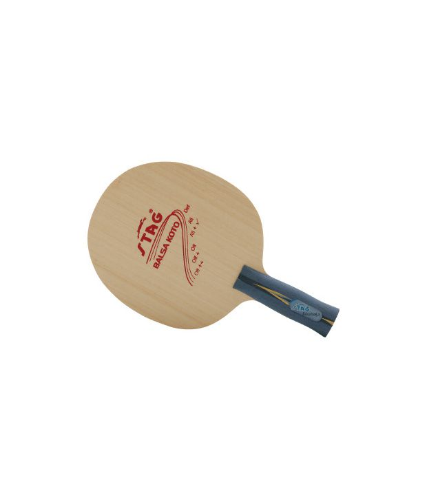 Stag Balsa Koto Table Tennis Blade