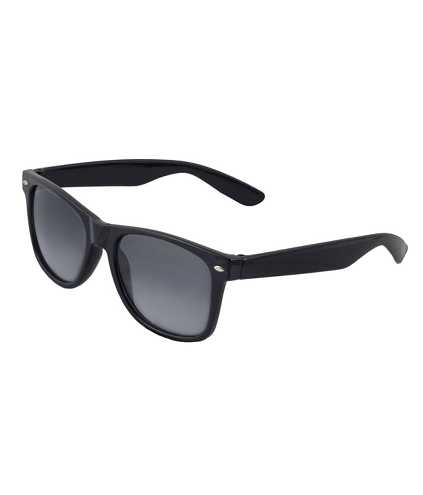 dd834a2836c1 Good Look Goodlook Black Square Uv Protection Casual Sunglass For Men