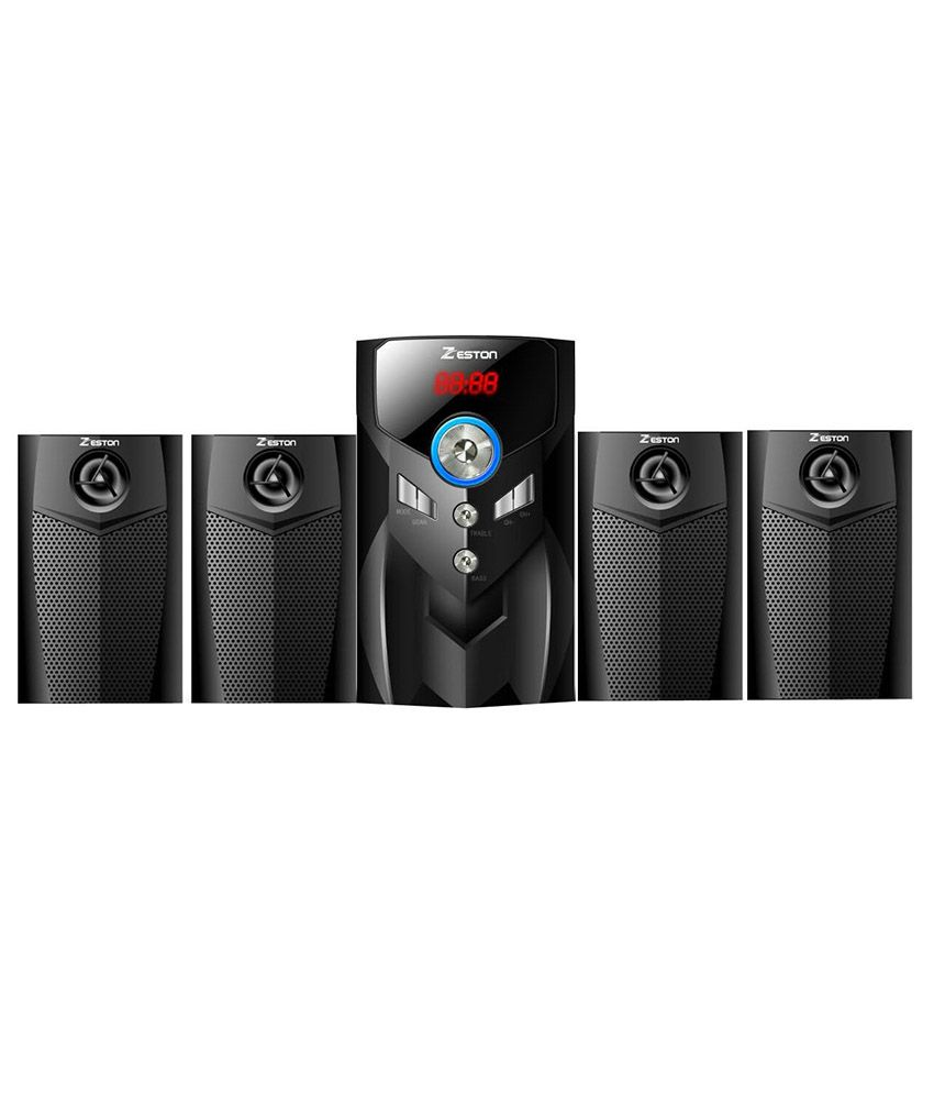 Zeston 4.1 Multimedia Speaker System