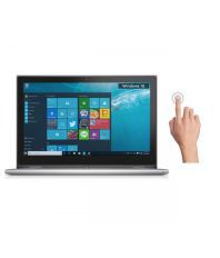 Dell Inspiron 7359 13.3-inch Laptop (Core-i5-6200u/8/GB/500GB/Windows 10), Silver