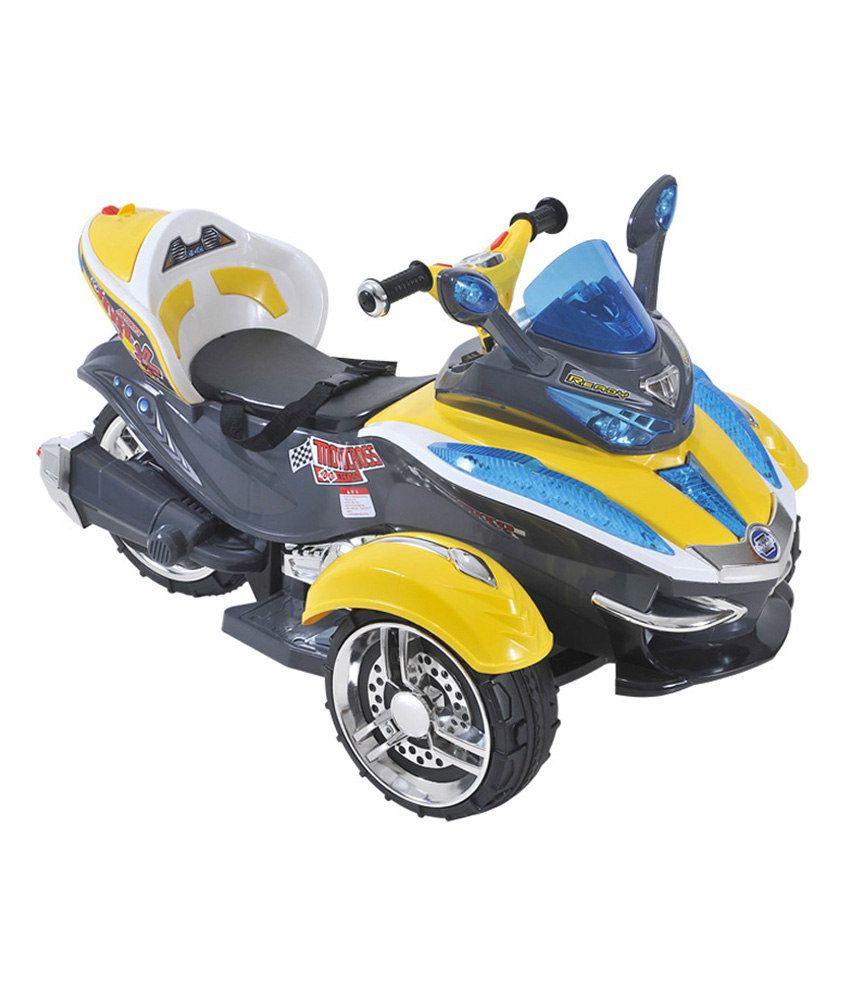 De Comfort Kids Battery Operated Stylish Bike Buy De Comfort