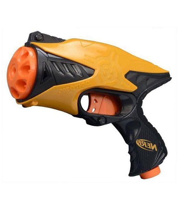 Funskool Nerf Dart Tag Snapfire Gun (8 Darts)