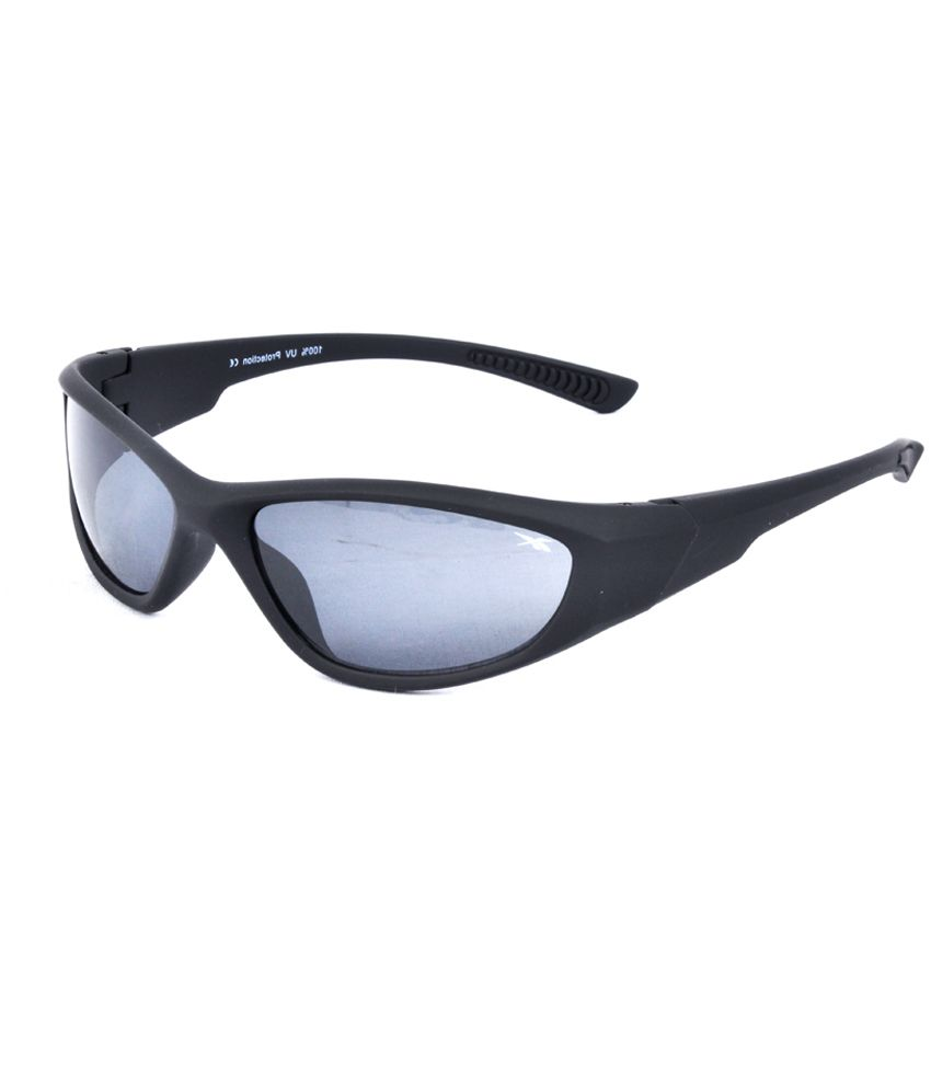 ed73bfdec4 Reebok Black Frame Sport Non Metal Sunglasses - Buy Reebok Black Frame  Sport Non Metal Sunglasses Online at Low Price - Snapdeal