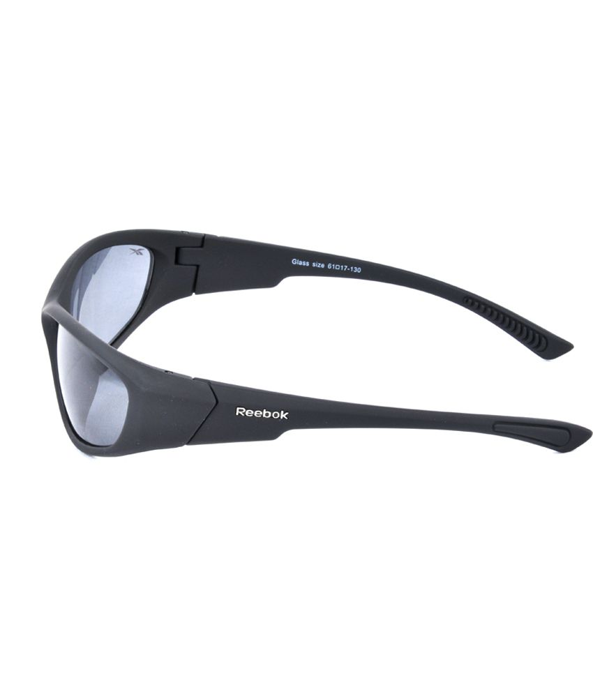 9b8d7dddc0 Reebok Black Frame Sport Non Metal Sunglasses - Buy Reebok Black ...