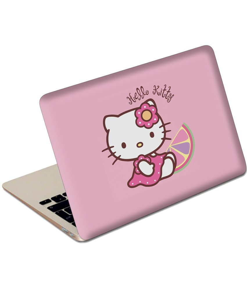 0feb5c5d7 The Fappy Store Hello Kitty Laptop Skin - Buy The Fappy Store Hello Kitty  Laptop Skin Online at Low Price in India - Snapdeal