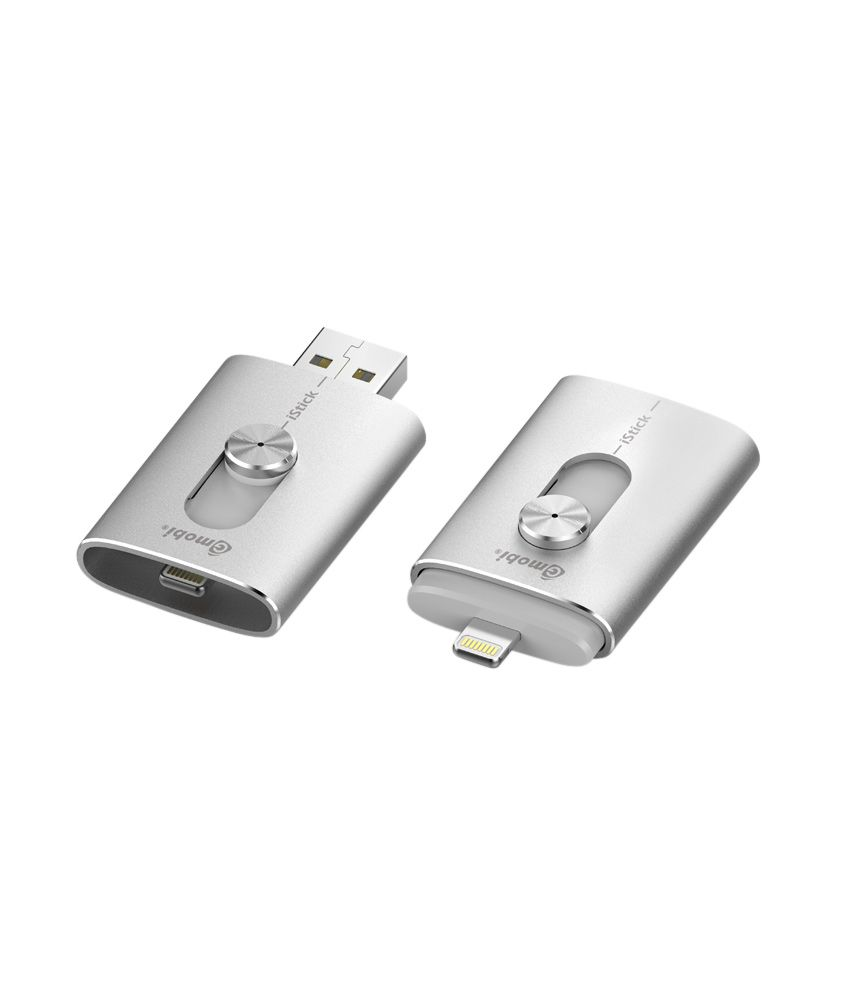 Gopod 32GB - MFI Certified iStick / iDrive / USB Pen Drive for Apple iPhone 5/5S/5C/6/6+ & iPad Air / Mini & Macbook /PC