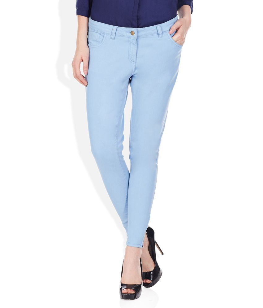 83250b512b31db Buy Code Blue Jeggings Online at Best Prices in India - Snapdeal