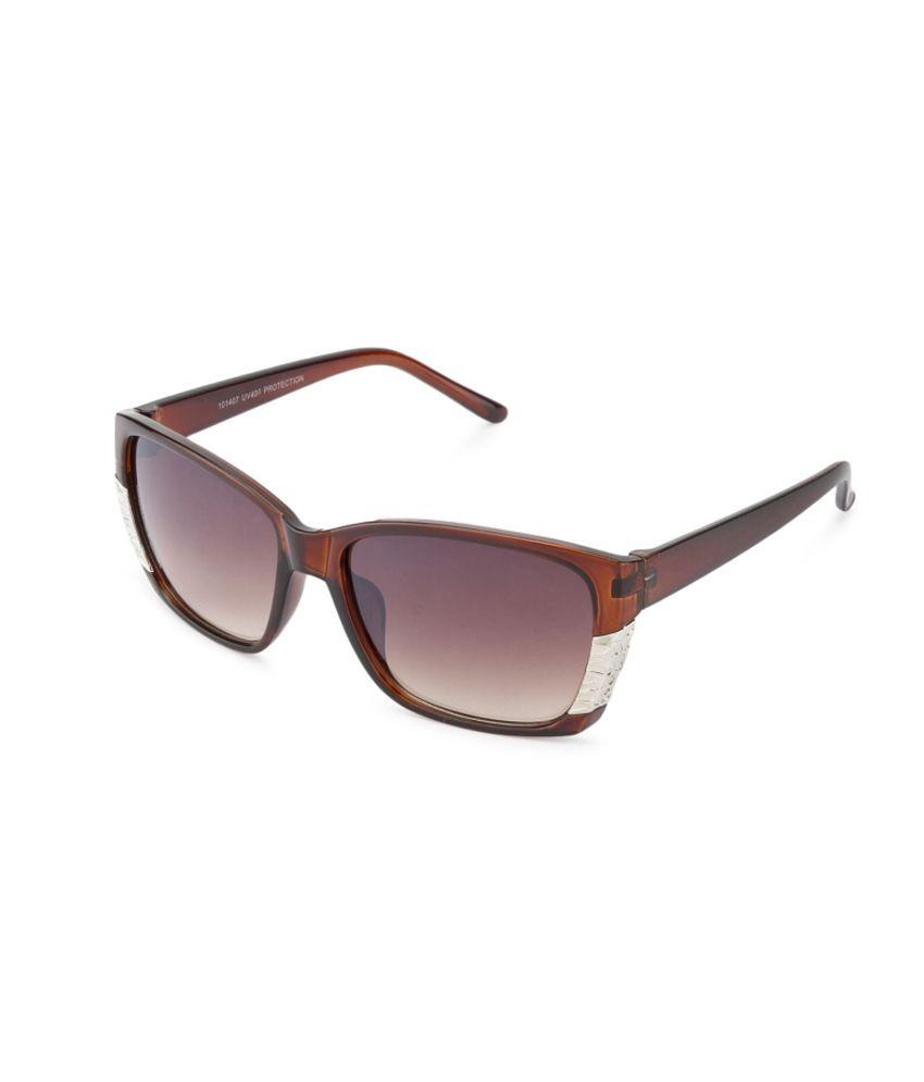 dc942e1dec Rafa Brown Wayfarer Women Sunglasses - Buy Rafa Brown Wayfarer Women  Sunglasses Online at Low Price - Snapdeal