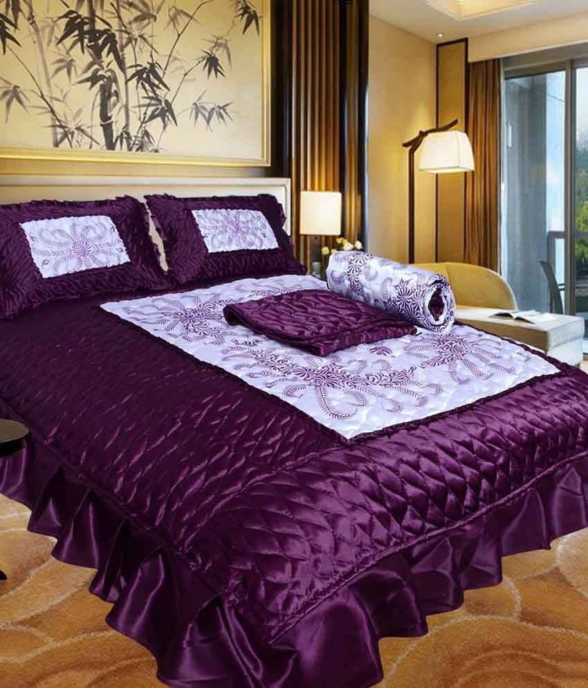 Double Bed Quilt Covers India