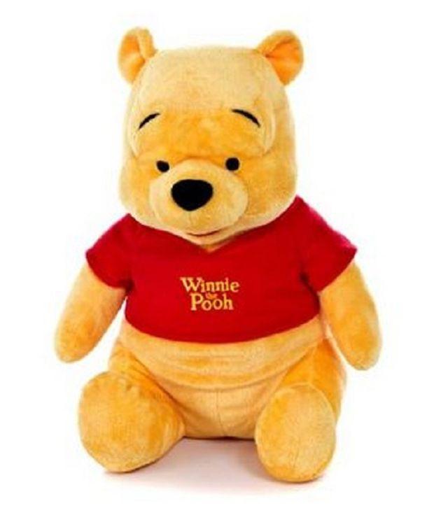 Pooh teddy bear online shopping
