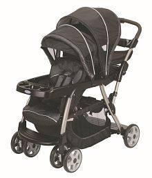 Ready2Grow Classic Connect LX Stroller-Metropolis