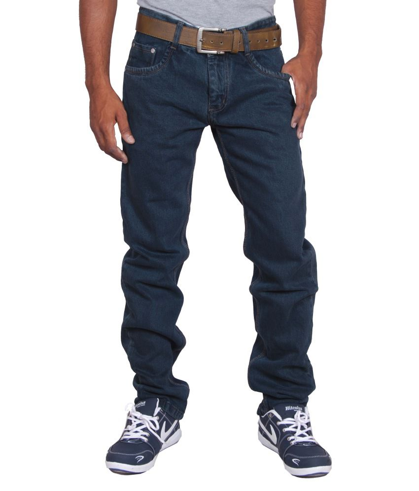 Altran Blue Relaxed Jeans