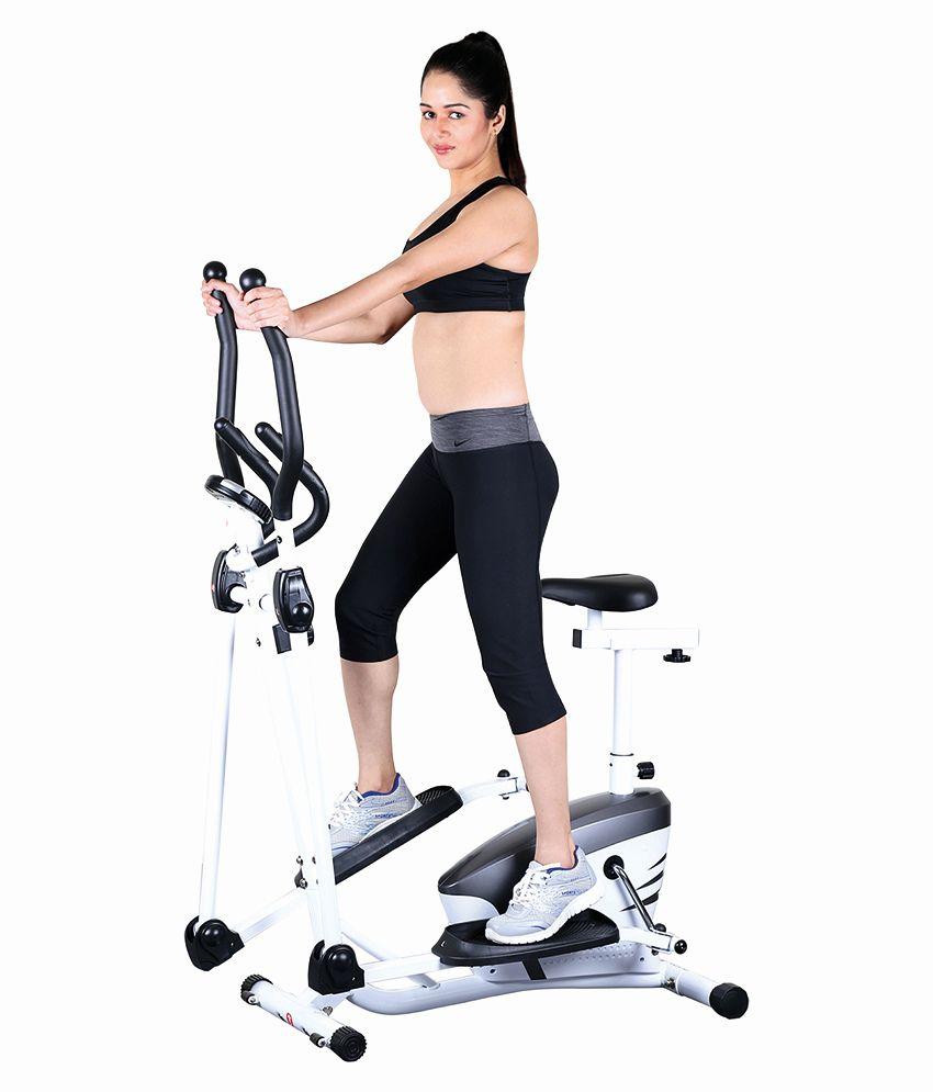 Elliptical Road Bike Cost: Body Gym Elliptical Bike: Buy Online At Best Price On Snapdeal