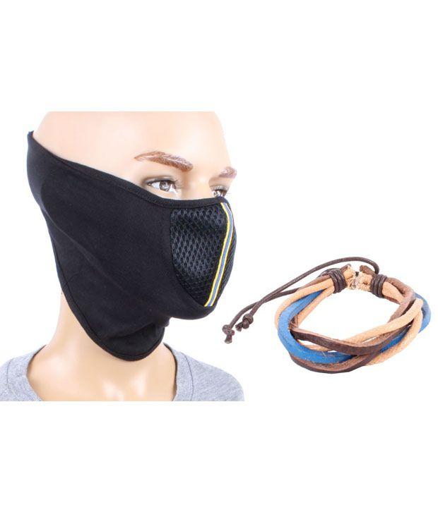 Jstarmart Drive Face Mask With Wrist Band