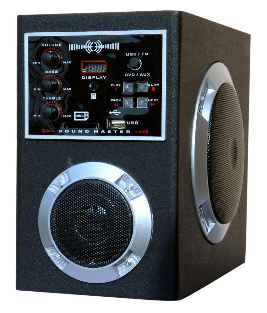 Buy Palco Woofer cum Speaker Audio System Online at Best ...