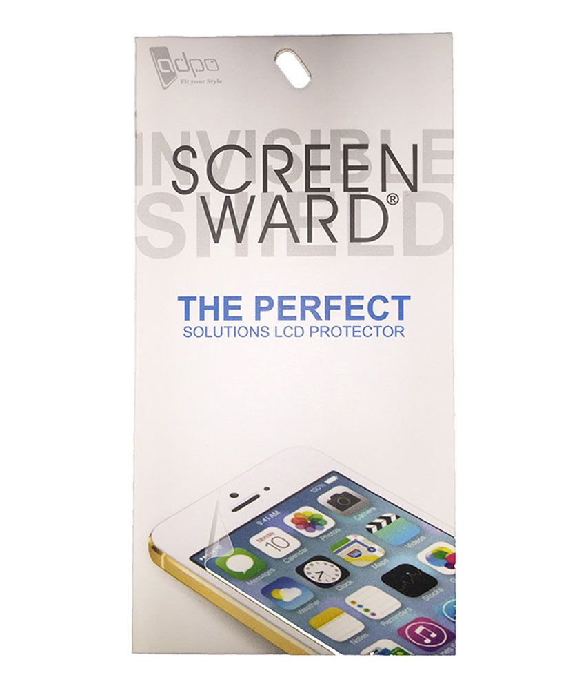 Nokia Lumia 520 Clear Screen Guard by Adpo