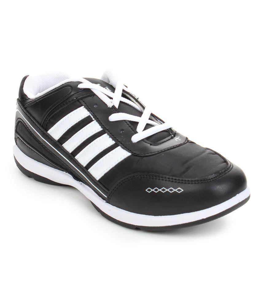 Combit Black Running Sport Shoes
