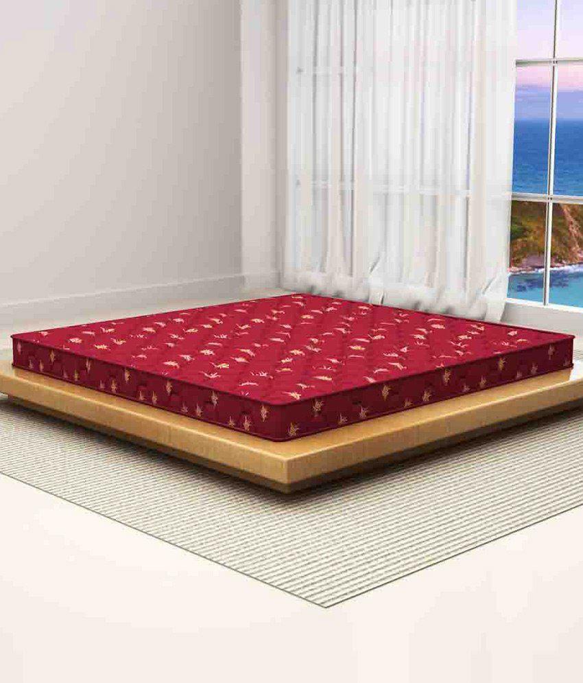 sleepwell duet air double mattress 78x60x5 inches buy sleepwell duet air double mattress. Black Bedroom Furniture Sets. Home Design Ideas