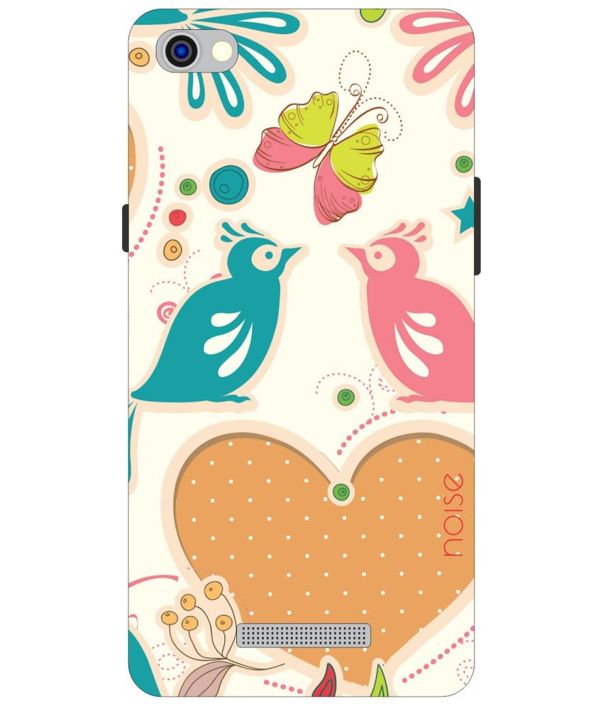 best service cd061 10c14 Micromax Canvas 4 Plus A315 Printed Back Cover By Noise - Multicolor ...