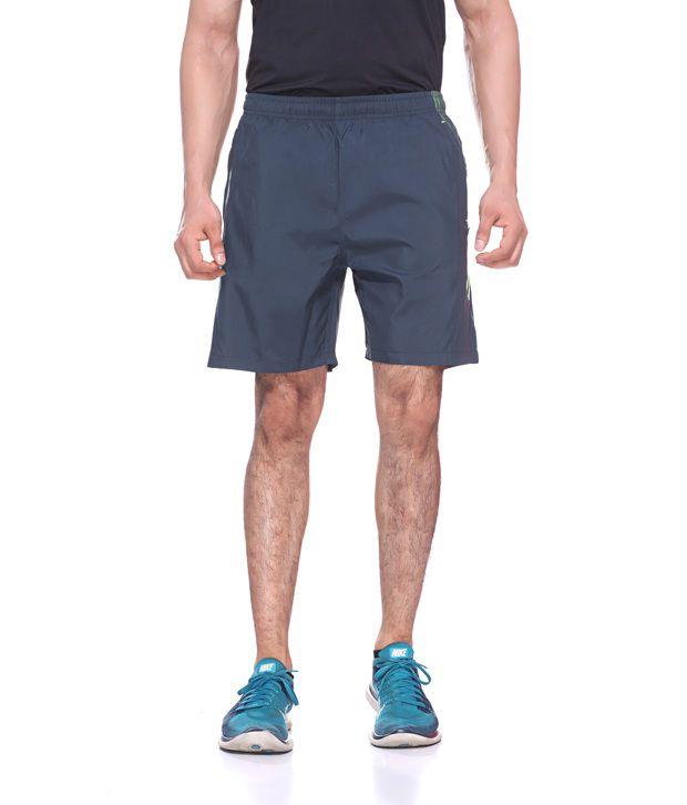 Sport Sun Grey Micro Active Shorts