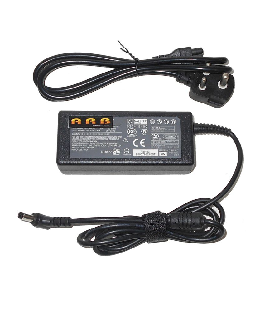 ARB Laptop Adapter For Toshiba Satellite Pro C660-1NP C660-1NQ 19V 3.42A