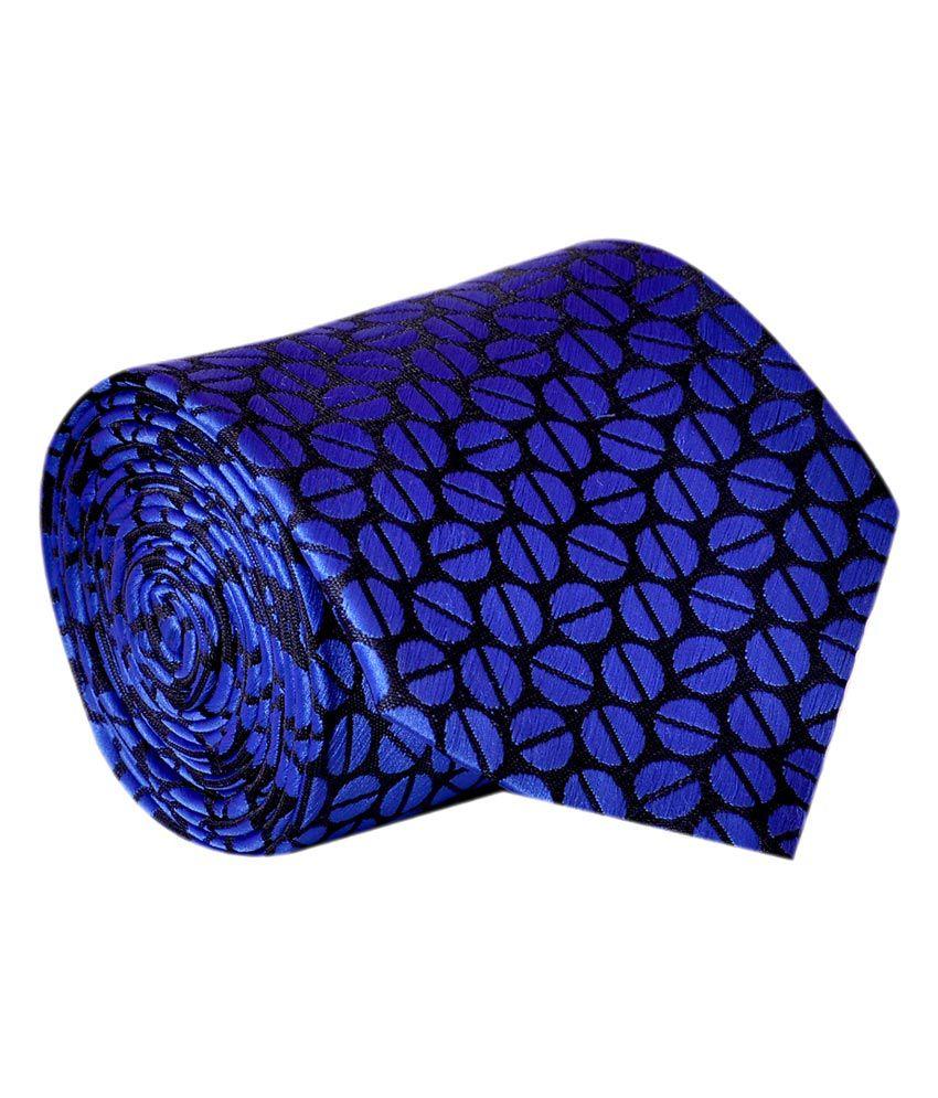 e4f2e7e5bcb4 Elite Neckties Bluecolor Micro Fiber Casual Tie: Buy Online at Low Price in  India - Snapdeal