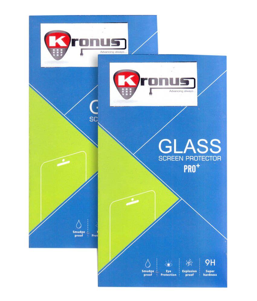 Samsung Galaxy S4 Mini Tempered Glass Screen Guard by Kronus