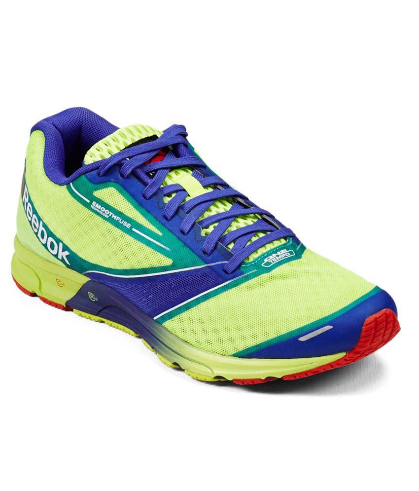 Reebok One Lite Running Shoes Womens Yellow – Coachteen f958cdb0f