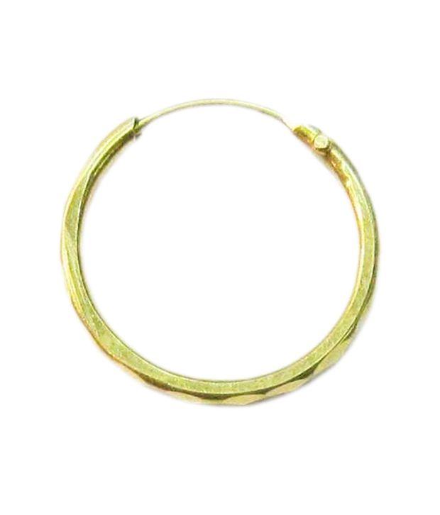 Vinayak Golden Small Nose Ring Buy Vinayak Golden Small Nose Ring