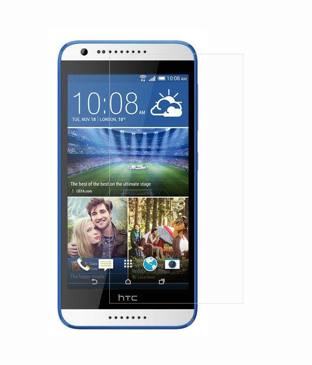 Uni Mobile Care Matte Screen Guard For HTC Desire 620G