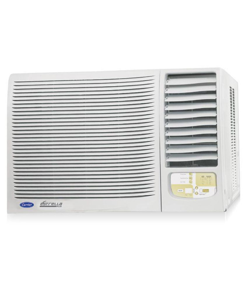 Carrier Midea Estrella Plus 2 Ton 3 Star Window Air Conditioner