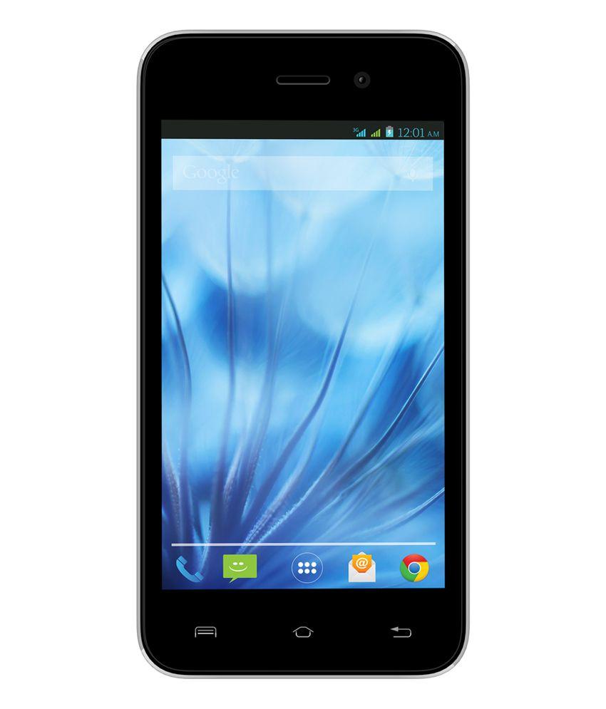 Lava Iris X1 Atom S Mobile Phone - Black