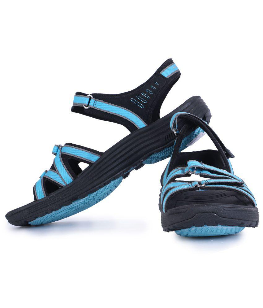 97f61e7557513 Skechers Black Comfortable Tone-Ups Sandals Price in India- Buy ...