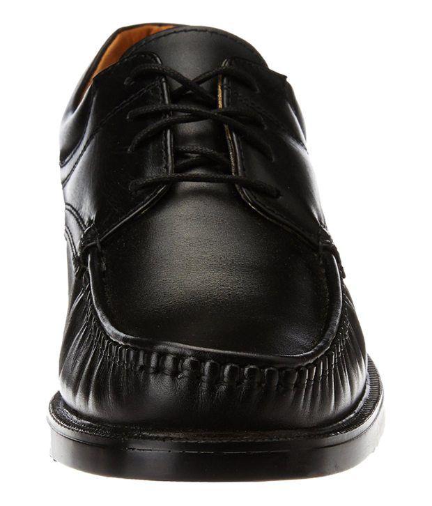 Bata Black Formal Shoes Price in India