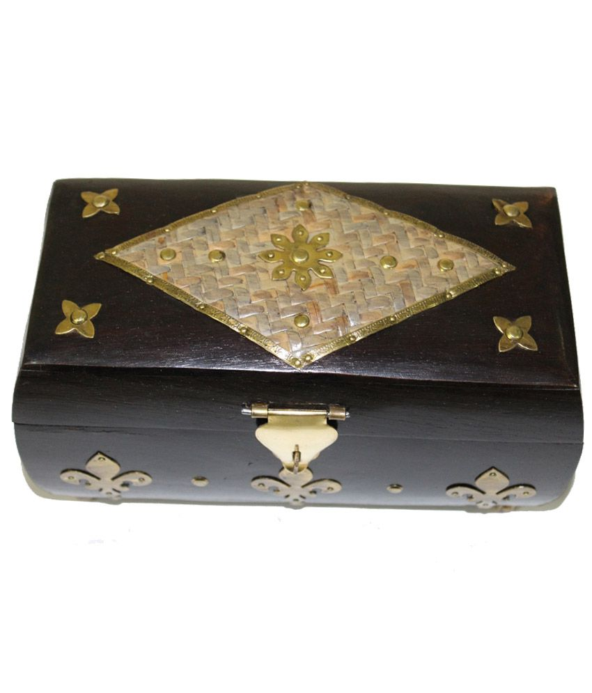 The Royal Collection Wooden Jewelery Box