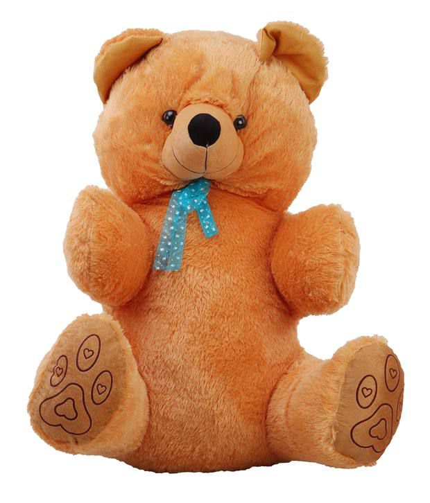GRJ India 60 Inches Teddy Bear - Brown - Buy GRJ India 60 ...