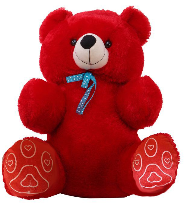GRJ India 60 Inches Teddy Bear - Red - Buy GRJ India 60 Inches ...