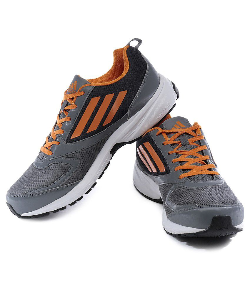 c6b8880d5f29 Adidas Adimus Gray Sport Shoes - Buy Adidas Adimus Gray Sport Shoes ...