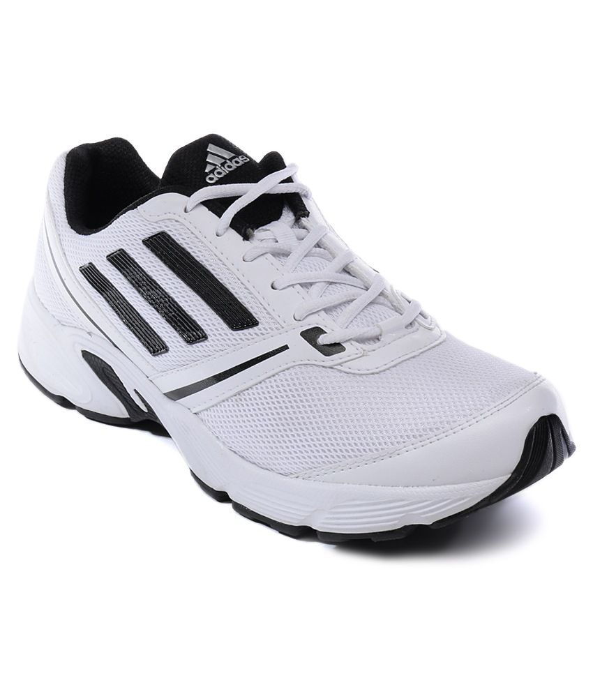 Adidas Rolf White Sport Shoes ...