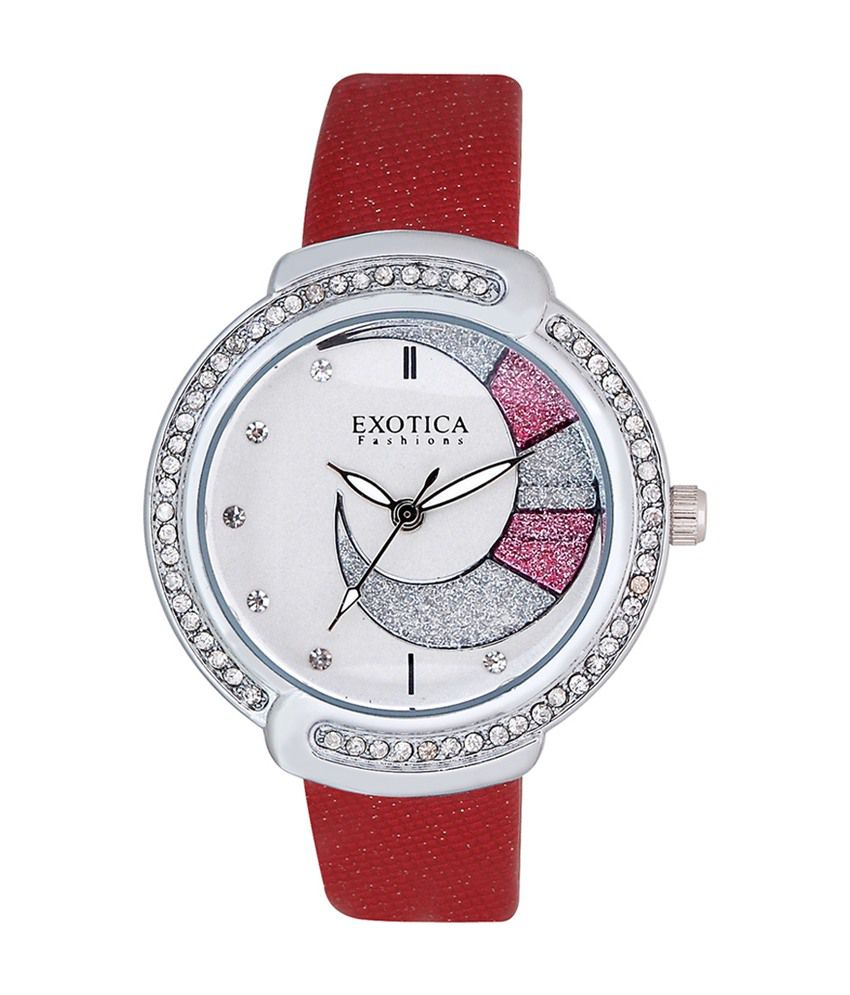 Exotica Fashions Wrist Watches EFL 27