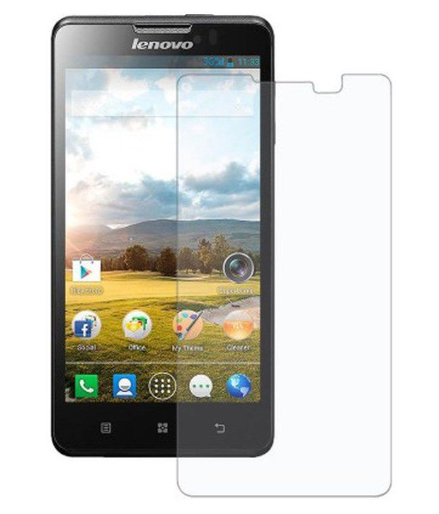 Tempered Glass Screen Guard by Uni Mobile Care