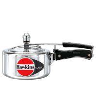 Hawkins Classic 3 Ltr Wide Aluminium Pressure Cooker