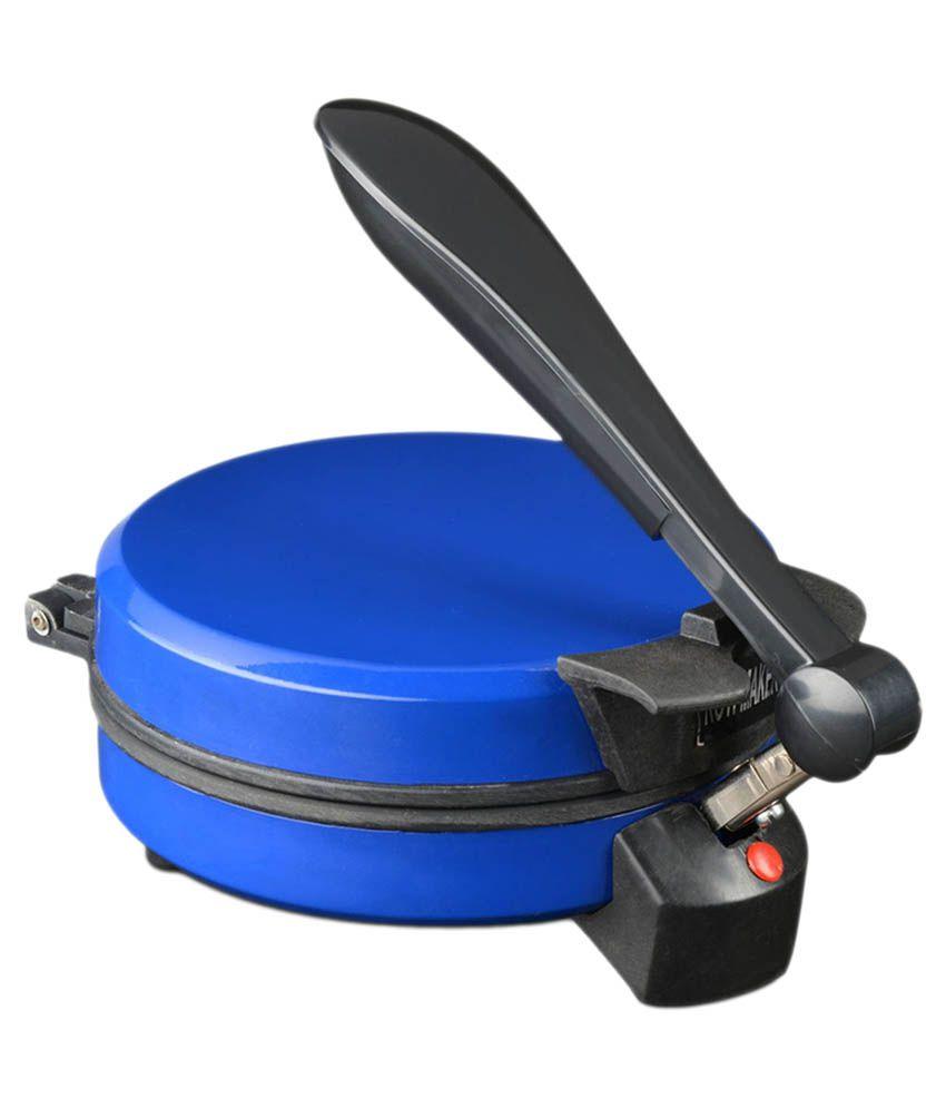 Bansal Industries Stainless Steel Roti Maker - Blue